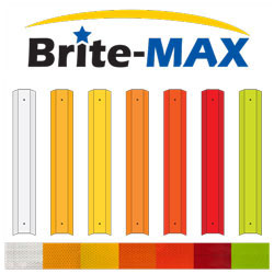 Brite Max Multi View Post Reflectors