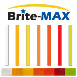 Brite Max Single View Post Reflectors