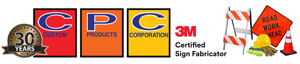 Custom Products Corporation Online Traffic Signs and Safety Products Store
