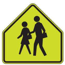 <strong>S1 Series</strong> Warning Sign for School Areas