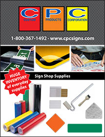 Sign Shop Supply Guide