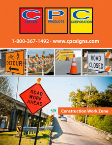 Construction Work Zone Products Guide