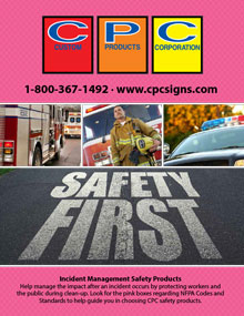 Incident Management Safety Products