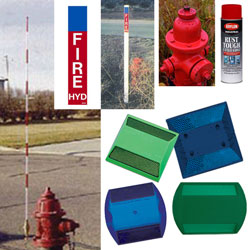 Hydrant Markers
