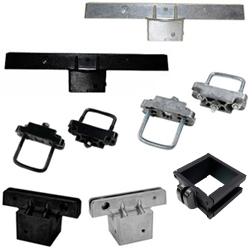 Sign Brackets for Square Posts