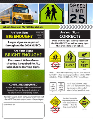 MUTCD School Zones