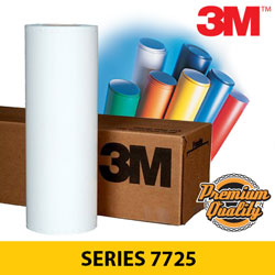 3M Scotchcal ElectroCut Graphic Film Series 7725