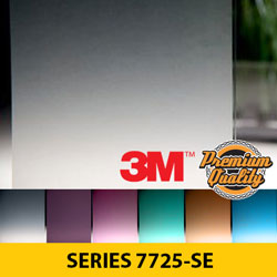 3M Crystal Glass Finishes Series 7725SE