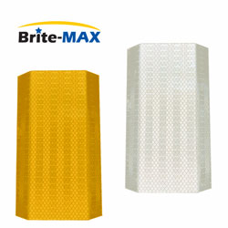 "5"" x 8"" Rectangle Brite Max Multi View Delineators"