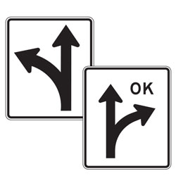 Optional Movement Sign