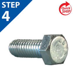 "5/16"" x 18 x 3/4"" Stainless Steel Bolt"
