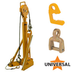PL 3 Hydraulic Post Puller & Accessories