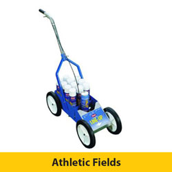 Krylon Athletic Field Striping Machine