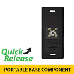 Quick Release Portable One Base