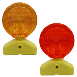 Type A, C and 3 Way LED Warning Light