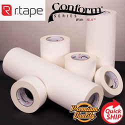 R Tape Conform 4075RLA Series Application Tapes