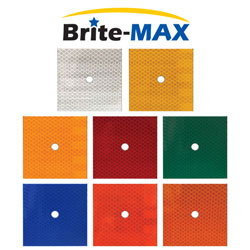 "4"" x 4"" Square Brite Max Delineators"